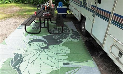 patio mats for rvs 15 best rv patio mats reviewed and in 2019