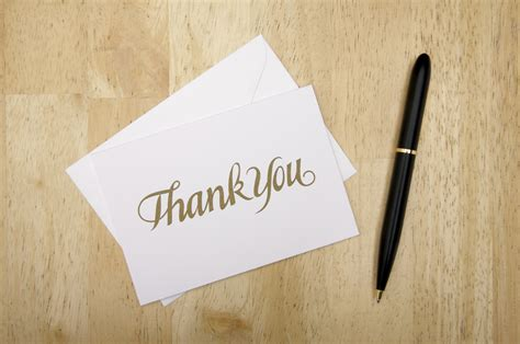 thank you letter after mistakes 5 thank you note mistakes that could cost you the