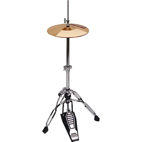 Stand Hihat Hs Jc007 hart dynamics epedal ii professional upright electronic hi hat stand musician s friend
