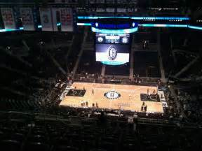 Barclays Center Section 19 by Barclays Center Section 207 Row 17 Seat 19 Nets