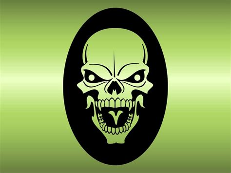 Totenkopf Sticker by Skull Sticker