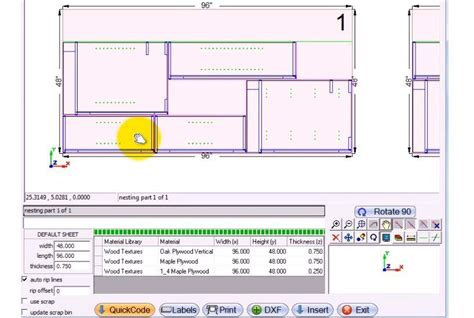 cabinet software reviews cnc cabinet software review mf cabinets