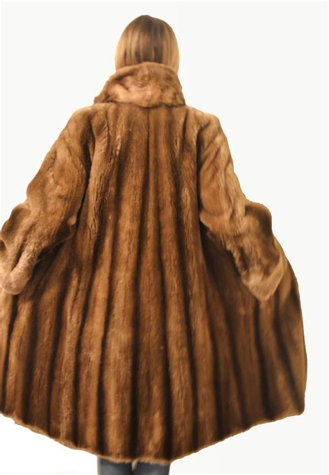 Bewerbungbchreiben Fur New Yorker Vintage 1960 S Quot New York Quot Sheared Raccoon Fur Swing Coat Coats Products And New York
