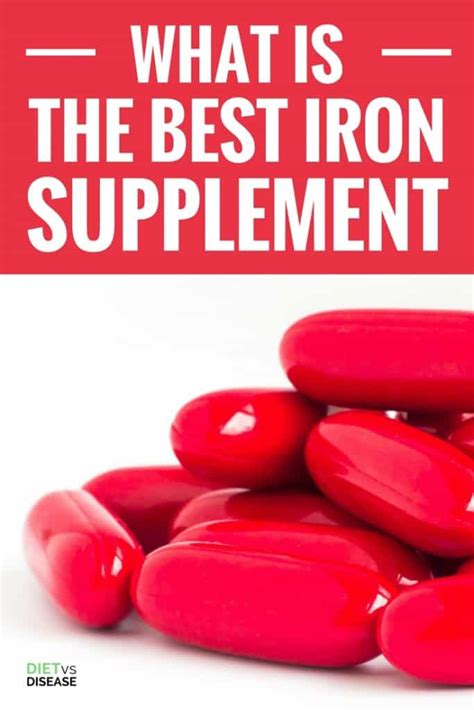 best iron supplements what is the best iron supplement splitting fact from fiction