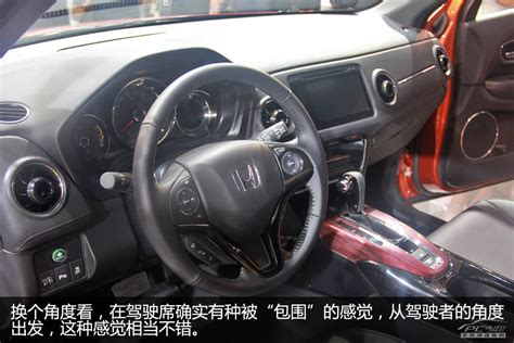 suv honda inside honda xr v is china s hr v small suv autotribute