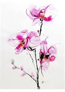 buy original art by karin johannesson watercolor