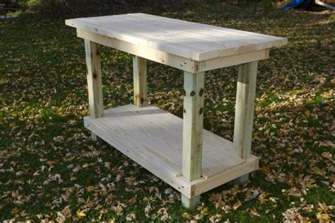 craft work bench 6 diy workbench projects you can build in a weekend man