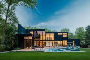 Home Design Ideas Canada Ultra Sleek Private Home With Incredible Architecture