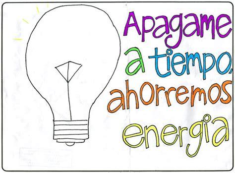 afiches alusivos al ahorro de energia por jacquel 237 n bel 233 n santill 225 n 5 del instituto canosiano