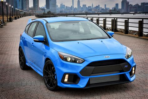 New Ford Focus Rs by New Ford Focus Rs Details On 345bhp 4x4 Mega Hatch