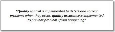 Quality assurance quotes and sayings quotesgram