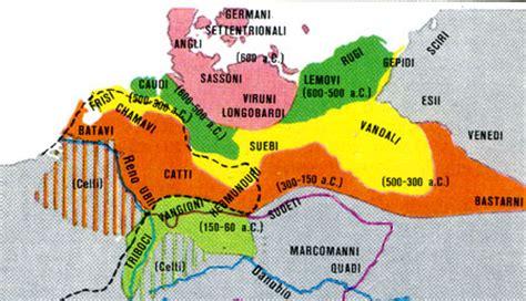 germani gli antichi  storia universale