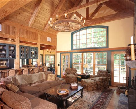 rustic ls for living room 25 rustic living room design ideas for your home