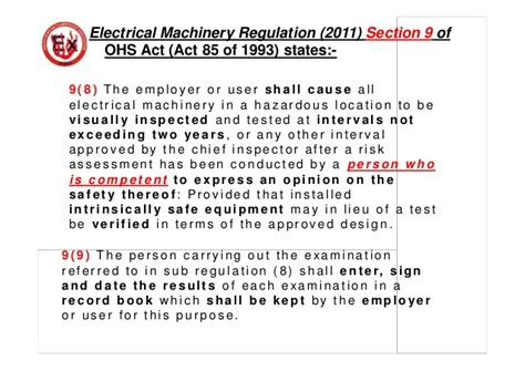 Section 8 Ohs Act by Competency Of Staff New 4