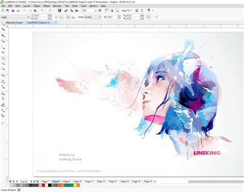 corel draw x4 upgrade x7 coreldraw graphics suite x7 slide 1 slideshow from