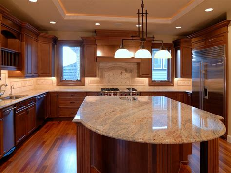 home remodeling design modern kitchen islands hgtv