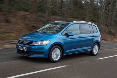 automatic bid volkswagen touran review auto express