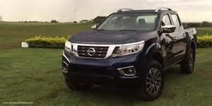 Nissan Np300 Frontier 191 Qu 233 Hay De Nuevo En La Nissan Np300 Frontier 2016