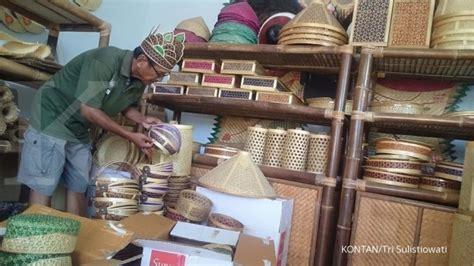 Lu Sorot Untuk Berburu berburu kerajinan bambu di banyuwangi 3
