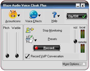 voice changer software, change voice online, change voice