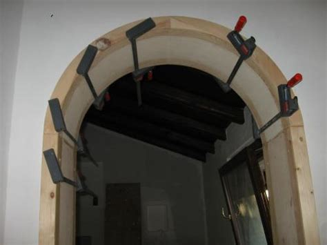 come rivestire un arco interno falegnameria generale porta con arco