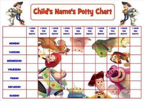 printable reward charts toy story toy story buzz woody personalised potty toilet reward
