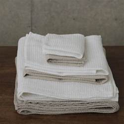 european bath towels linen waffle towels white shop fog linen