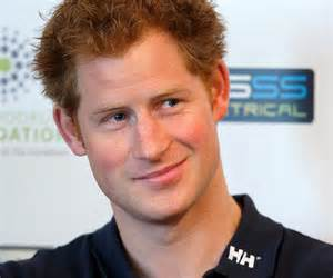 prince harry prince harry supports ex cressida in her latest play woman s day
