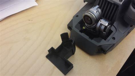 Dji Mavic Gimbal Lock 3d printed dji mavic gimbal lock by pinshape
