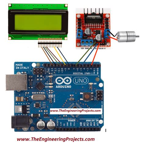 code arduino control motor dc motor direction control using arduino the engineering