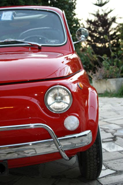 Fiat Luxury Cars Fiat 500 L Lusso Luxury Year 1970 For Sale Photos