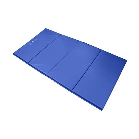 Fold Up Mats by Sure Foldable 4 Fold Mat 50mm Gymnastics From Ransome Sporting Goods Uk