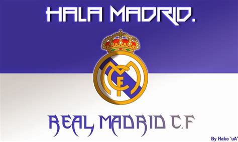 Real A by Real Madrid Football Club Wallpaper Football Wallpaper Hd