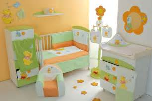 Baby Nursery Decoration Cool Baby Nursery Rooms Inspired By Winnie The Pooh Digsdigs