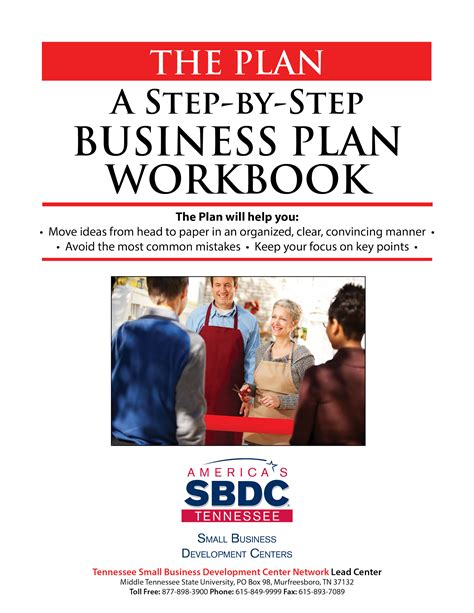 step by step business plan template business plan step by step business plan condant