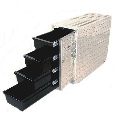 truck bed storage containers tool storage august 2016