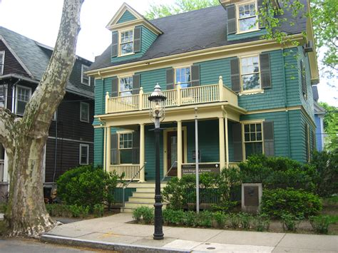 kennedy house jfk birthplace in brookline ma places i ve been pinterest