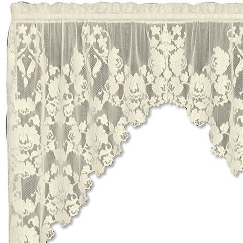 swag lace curtains swag lace curtain store