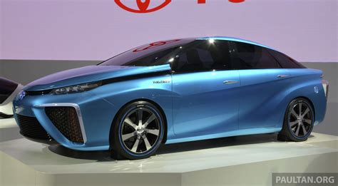 toyota fcv fcv concept toyota 2017 2018 best cars reviews