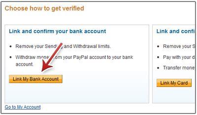 membuat paypal dengan rekening bank mandiri memverifikasi paypal dengan rekening bank lokal indonesia