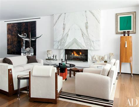Modern Living Room Designs - the sophisticated interior designers by ad100 list ii