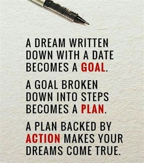 planning your dreams best 25 dreams come true quotes ideas on pinterest