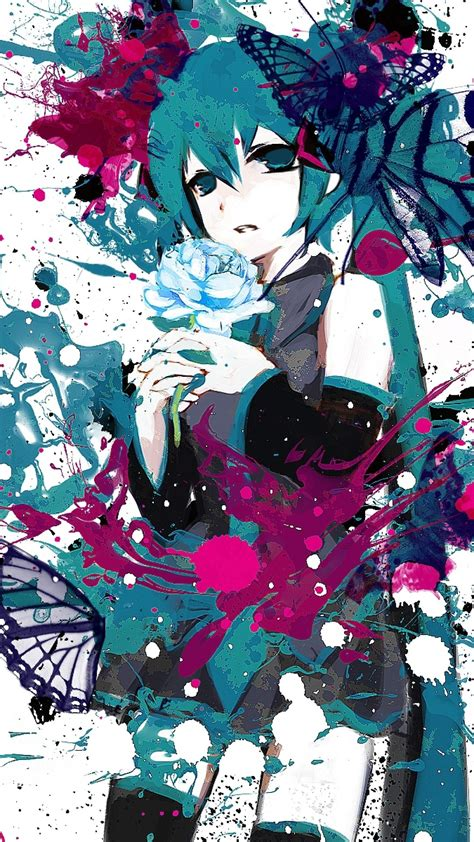 wallpaper anime hd 1080x1920 初音ミク ボカロ ボーカロイド music ゲームの壁紙 iphone6plus壁紙 待受画像ギャラリー