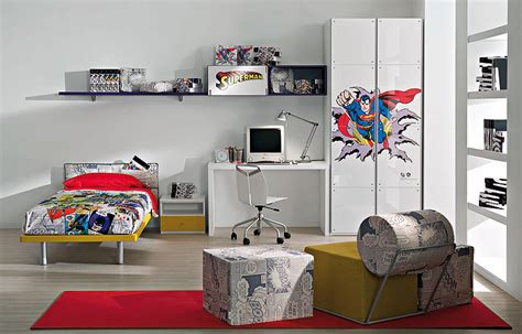 superman bedroom decor superman and batman come to your kid s rooms