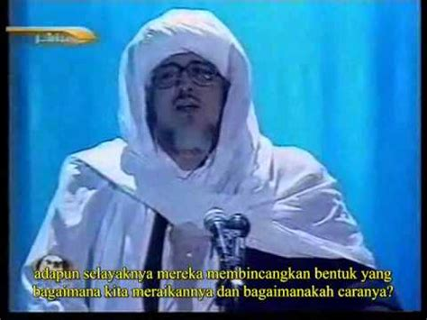 Metode Membaca Kitab Ala Sorogan ceramah syaikhuna wa murobbina sayid muhammad al alawiy al