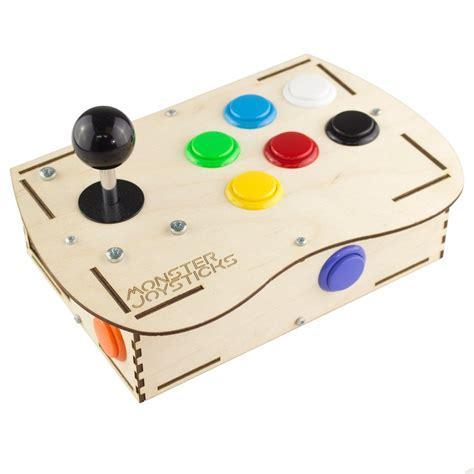 pi arcade kit plywood arcade controller kit for pi classic
