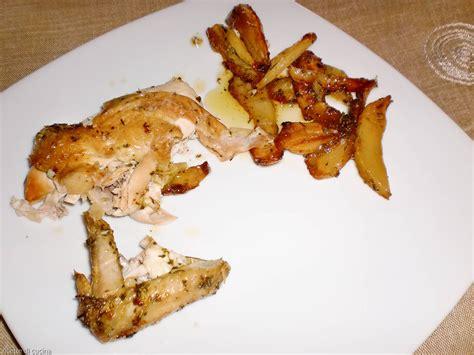 cucina patate pollo arrosto con patate ricette di cucina