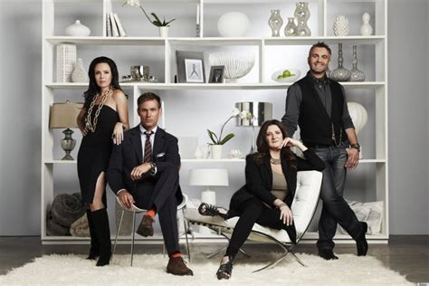 home design tv shows canada million dollar decorators season two premiere recap
