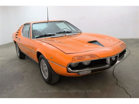 alfa romeo montreal for sale 1972 alfa romeo montreal for sale gc 19636 gocars