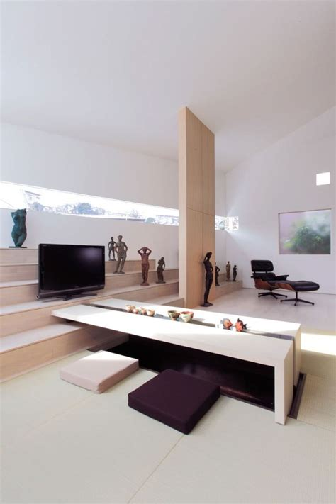 modern designs revolving around japanese dining tables